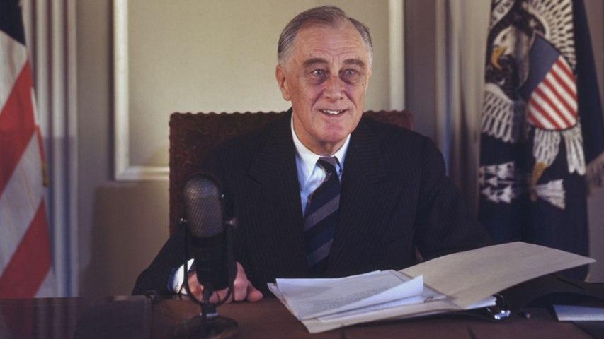 Franklin D. Roosevelt: The 32nd President
