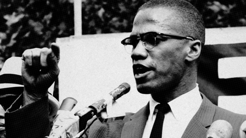 Malcolm X, Civil Rights Leader and Black Nationalist