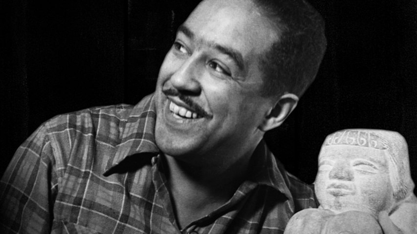 Langston Hughes: Harlem Renaissance Poet, Novelist, Playwright