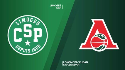 7Days EuroCup Highlights Regular Season, Round 7: Limoges 64-72 Lokomotiv