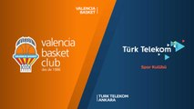 Valencia Basket - Turk Telekom Ankara Highlights | 7DAYS EuroCup, RS Round 7