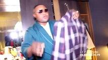 Un millionnaire congolais exhibe ses vêtements de marque et ses vêtements de luxe