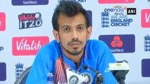 India vs Australia 2018 : Dhoni,Kohli,Rohith Are Like Big Brothers In Team India : Chahal| Oneindia