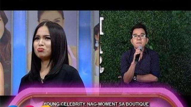 Mars: Young celebrity, nagtatalak sa tindahan ng damit! | Mashadow