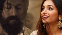 KGF Kannada Movie : ಕೆಜಿಎಫ್ ರಿಲೀಸ್ ಗೂ ಮುಂಚೇನೇ ನಾಯಕಿ ಶ್ರೀನಿಧಿ ಶೆಟ್ಟಿ ಕೊಟ್ರು ಗುಡ್ ನ್ಯೂಸ್