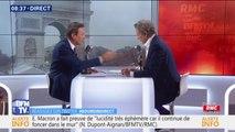 """""""J'appelle au blocage des taxes."""" Dupont-Aignan se défend de toute récupération avec la mobilisation des gilets jaunes"""