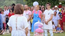 """Émue, Julia Vignali a annoncé le nom du gagnant de la dernière saison du """"Meilleur pâtissier"""" sur M6 - Regardez"""