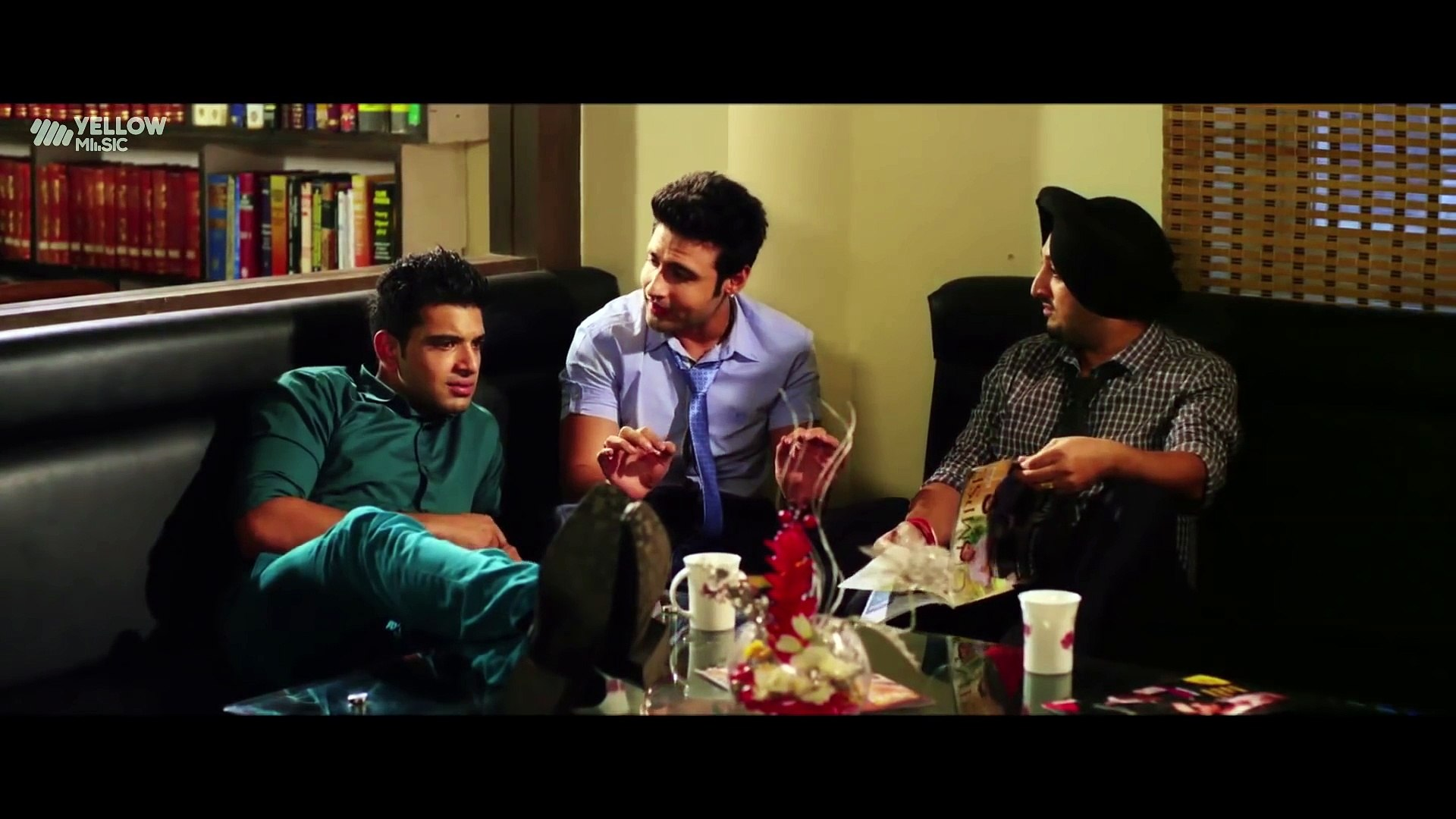 Yaar Kaminey plans an outing | Comedy Movie Scene | Mere Yaar Kaminey