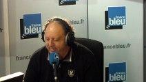 Ici c'est France Bleu Paris avec Stéphane Bitton /Adrien Rabiot est loin de l'équipe de France