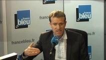 L'invité de France Bleu Matin Le recyclage en Ile-de-France avec Jean-Philippe Dugoin-Clément, vice président à la région