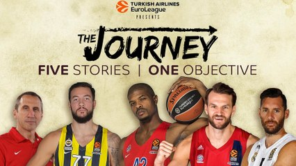The Journey: Five stories. One objective. All-access. All Season.