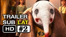 Dumbo [Trailer #2 SUBTITULADO Español LATINO] Live Action 2019