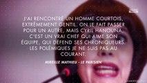 Fan de TPMP, Mireille Mathieu dézingue Yann Barthès et Quotidien