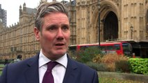 Sir Keir Starmer confirms Labour will not back Brexit deal