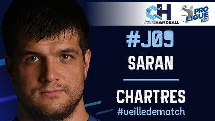#J09 : SARAN - CHARTRES #veilledematch