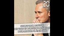 Georges Tron acquitté des viols et agressions sexuelles en réunion pour lesquels il était jugé