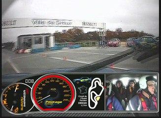 Votre video de stage de pilotage  B057101118PC0002