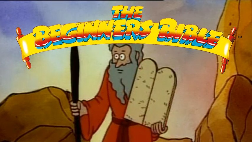 Moses- The Beginners Bible