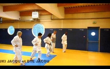 Karate Sante Bien être au JKI Jacou (cours du 13/11/2018)