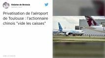 Aéroport de Toulouse. La Cour des comptes publie un rapport «cinglant» sur sa privatisation.