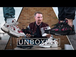 Absolute Vintage x adidas Originals Yung-1 Unboxing   On-Foot & Review