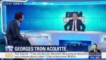 Accusation de viols: La cour d'assises de Bobigny acquitte Georges Tron (2/3)