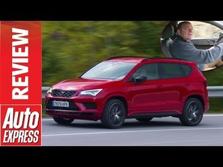 New Cupra Ateca review - how does Cupra's first solo car stack up?