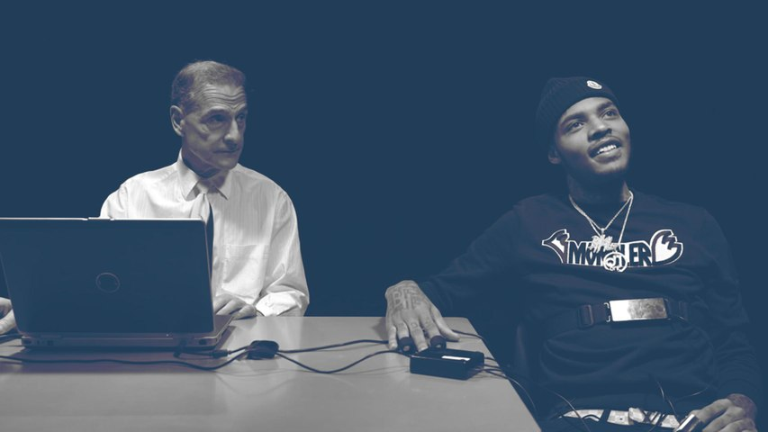 Bandhunta Izzy Takes A Lie Detector Test
