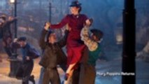"'Mary Poppins Returns' Costume Designer Sandy Powell Wanted Animation Costumes to ""Look 2D As Opposed to 3D"" 