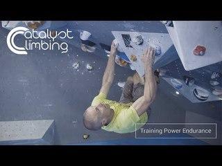 Training Your Power Endurance | Catalyst Climbing Training Ep.3