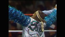 85.12.07 Ricky Steamboat vs. Randy Savage (w. Miss Elizabeth)
