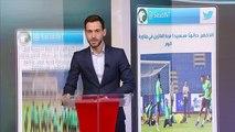 غياب سالم الدوسري بسبب الإصابة ولقاء مع عمر هوساوي يؤكد فيه أهمية معسكر الأخضر