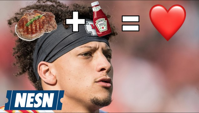 Patrick Mahomes And Heinz Ketchup Equals A Whole Lot Of Money