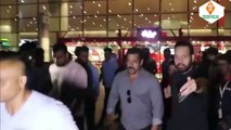 Salman Khan's Macho Entry On The Sets Of Bharat - Salman Khan - Disha Patani - Katrina Kaif