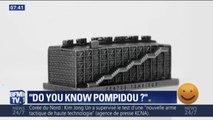 Lassé d'être méconnu des touristes, le centre Pompidou lance une drôle de campagne