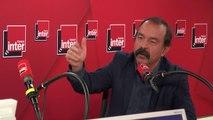 """Philippe Martinez (CGT) sur la proposition du télétravail pendant les arrêts maladie : """"C'est considérer que les malades sont de faux malades et des feignants"""""""