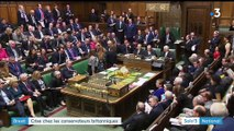 Brexit : crise chez les conservateurs britanniques