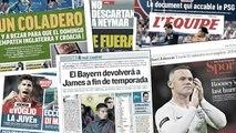 Le vibrant hommage de la presse anglaise pour Wayne Rooney, la folle rumeur Marco Asensio-Juventus