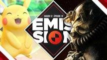Gamekult l'émission #388 : Pokemon let's go / Fallout 76