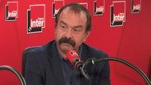 Philippe Martinez est l'invité de Nicolas Demorand sur France Inter