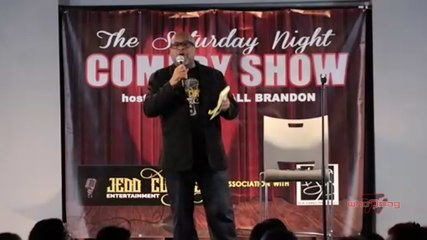 The Saturday Night Comedy Show hosted by Marshall Brandon feat. Hassan Oliver, Just Pam, Q Brooks, and Sweet Baby Lita and more!