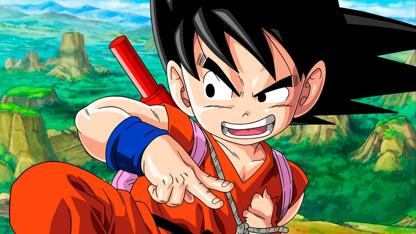 Dragon Ball en Blu-ray y el estreno de Broly