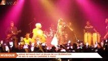 Musique :  Serge Beynaud fait le bilan de la celebration de ses 10 ans de carriere à Paris