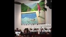 C'est un record ! Une toile d'Hockney adjugée à plus de 90 millions de dollars