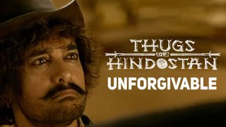 Why You Should Not Forgive Aamir Khan & Team For Thugs Of Hindostan