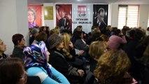 CHP Kadın Kolları Genel Başkanı Köse - TRABZON
