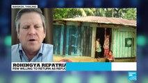 Rohingya repatriation: Few willing to return as refugee repatriation
