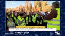 Gilets jaunes : êtes-vous concerné par les blocages ?