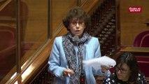 La sénatrice PCF Laurence Cohen sur les risques qui seraient liés aux adjuvants aluminiques utilisés dans les vaccins