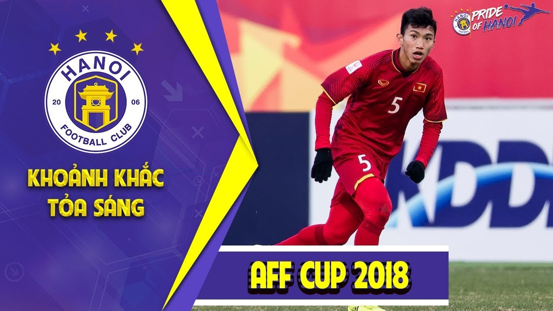 VÀO! Công Phượng ghi bàn đẹp mắt sau tình huống chồng biên cánh Văn Hậu | HANOI FC